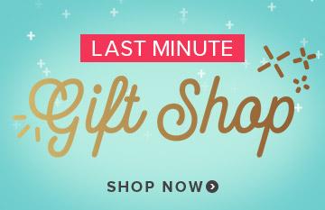 Last Minute Gift Shop