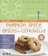 SweetPea Organic Baby Cookies