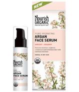 Nourish Organic Pure Hydrating Argan Face Serum
