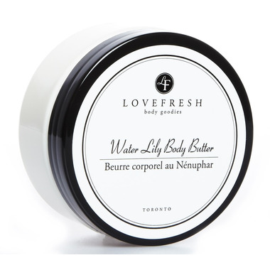 Lovefresh Water Lily Body Butter