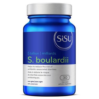 SISU S. boulardii Probiotic