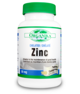 Organika Chelated Zinc