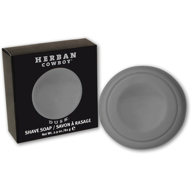 Natural Grooming by Herban Cowboy Shave Soap