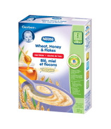 Gerber Baby Cereal - Wheat, Honey & Flakes (Add Water)