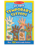 Melissa & Doug My First Temporary Tattoo