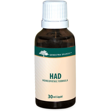 Genestra HAD Homeopathic Formula