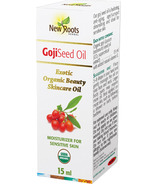 New Roots Herbal Certified Organic Goji Seed Oil