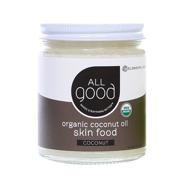 All Good Coconut Oil Skin Food
