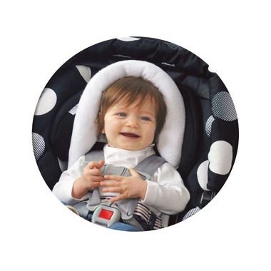 Jolly Jumper 3-in-1 Head Hugger Safety Support Pillows
