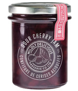 Wildly Delicious Sour Cherry Jam