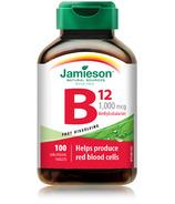 Jamieson Vitamin B12 Fast Dissolving Sublingual Tablets