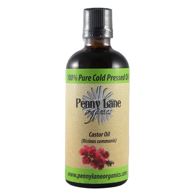 Penny Lane Organics Cold Pressed Castor Oil
