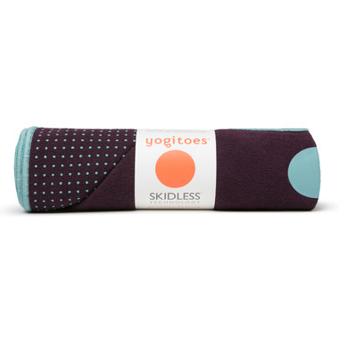 Manduka yogitoes Skidless Towels We Are One Collection Indulge