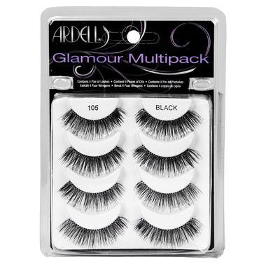 Ardell Glamour Style 105 Multipack False Lashes