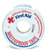 Johnson & Johnson First Aid Waterproof Tape