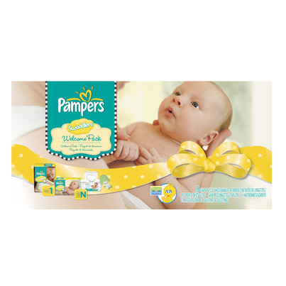 Buy Pampers Swaddlers Welcome Pack From Canada At Well Ca