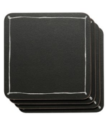 Now Designs Blackboard Cork-backed Coasters