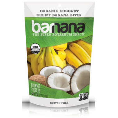 Barnana Coconut Organic Chewy Banana Bites