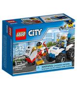 LEGO City Police ATV Arrest