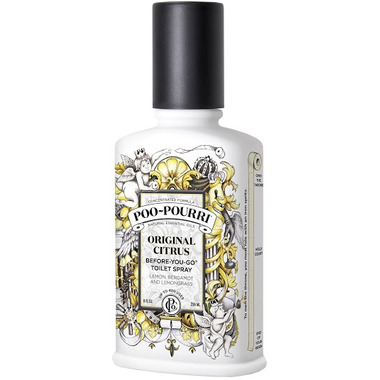 Poo-Pourri Original Citrus Before-You-Go Toilet Spray