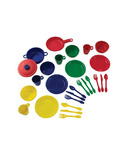KidKraft 27 Piece Cookware Playset
