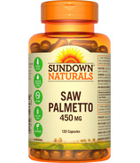 Sundown Naturals Saw Palmeto