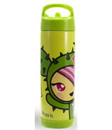 Zoli TokiPIP Insulated Drink Bottle Sandy