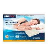 Obus Forme Ultrasoft Butterfly Memory Foam Contour Pillow
