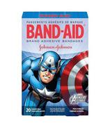 Band-Aid Brand Adhesive Bandages Avengers