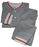 Juddlies Cottage PJ's Driftwood Grey