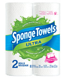 SpongeTowels Ultra Choose-A-Size Paper Towels