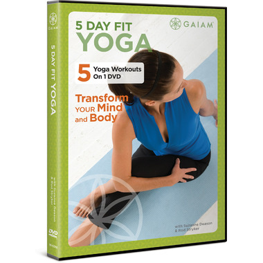 5 Day Fit: Yoga with Suzanne Deason & Rod Stryker