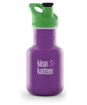 Klean Kanteen Kid Kanteen Sugar Plum with Sports Cap 3.0