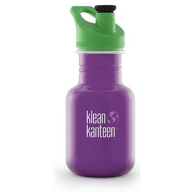 Klean Kanteen Kid Kanteen Sugar Plum with Sports Cap 3.0