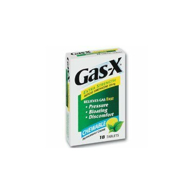 Gas-X Extra Strength