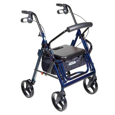 Drive Medical Transport Chair & Rollator