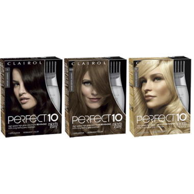 Clairol Nice \'n Easy Perfect 10