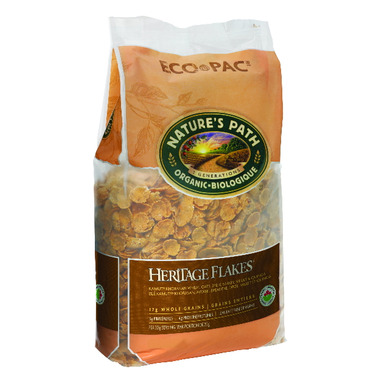 Nature\'s Path Organic Heritage Flakes Cereal