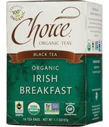 Choice Organic Teas Irish Breakfast Tea