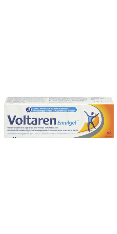 Voltaren Prescription Canada