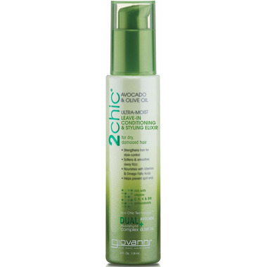 Giovanni 2chic Avocado & Olive Leave-In Conditioning & Styling Elixir