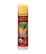 Badger Vanilla Madasgascar Lip Balm