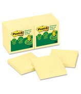Post-it Greener Pop-Up Notes Canary Yellow Pads
