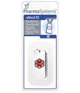 PharmaSystems Med ID Necklace