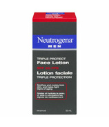 Neutrogena Men Triple Protect Face Lotion SPF 20