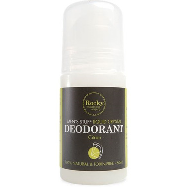 Rocky Mountain Soap Co. Men\'s Stuff Natural Deodorant