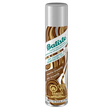 Batiste Beautiful Brunette Dry Shampoo Plus
