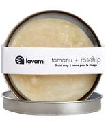 Lavami Tamanu + Rosehip Facial Soap