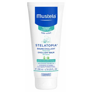 Mustela Stelatopia Moisturizing Cream