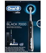 Oral-B Precision Black 7000 Rechargeable Toothbrush